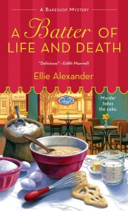 Blog Tour & Giveaway: A Batter Of Life And Death by Ellie Alexander