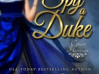 Cover Reveal: I Spy A Duke by Erica Monroe
