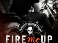 Blog Tour & Giveaway: Fire Me Up by Rachael Johns