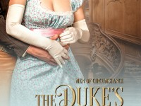 Blog Tour & Giveaway: The Duke's Temptation by Addie Jo Ryleigh