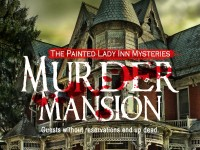 Blog Tour & Giveaway: Murder Mansion by M.K. Scott
