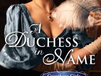 Blog Tour & Giveaway: A Duchess in Name by Amanda Weaver