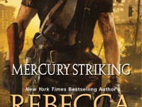 Blog Tour & Giveaway: Mercury Striking by Rebecca Zanetti