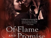 Release Blast & Giveaway: Of Flame and Promise by Cecy Robson