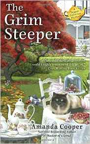 Blog Tour & Review: The Grim Steeper by Amanda Cooper