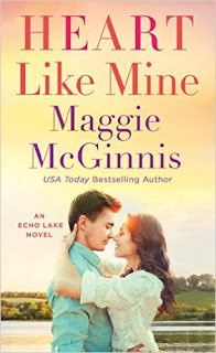 Blog Tour & Review: Heart Like Mine by Maggie McGinnis