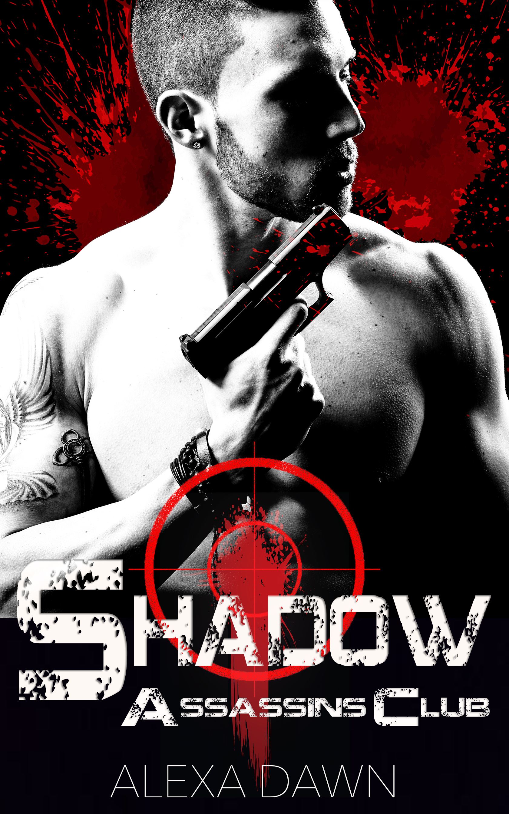 Release Blast & Giveaway: Shadow Assassins Club by Alexa Dawn