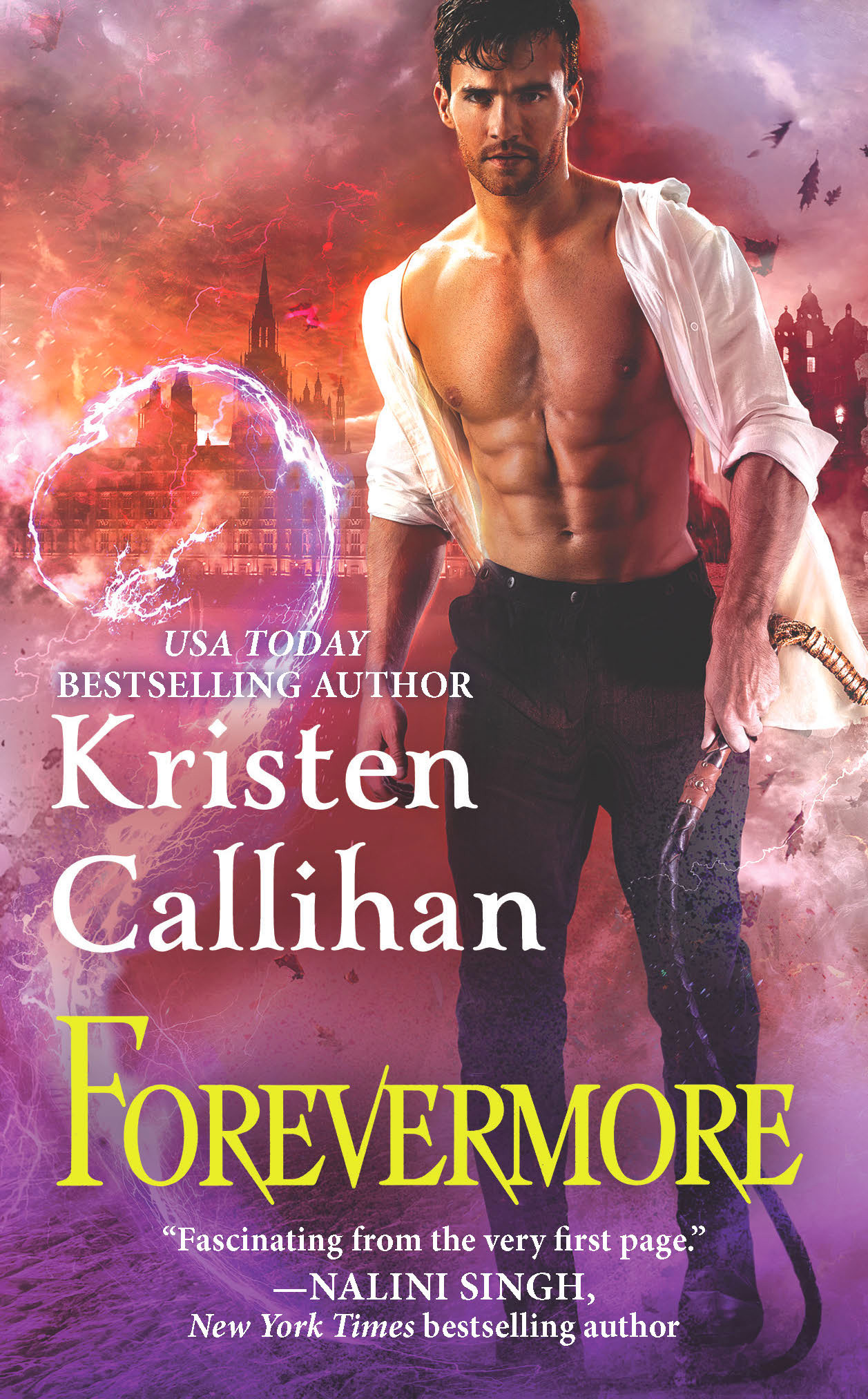 Blog Tour & Giveaway: Forevermore by Kristen Callihan