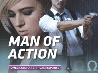 Release Blast & Giveaway: Man of Action by Janie Crouch