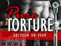 Cover Reveal & Giveaway: Pure Torture by Tania Sparks