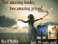 Sale Blitz & Spotlight: A Tale As Old As Time and Wasted Time by Mya O'Malley