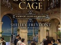 Blog Tour & Spotlight: A Golden Cage by Shelley Freydont