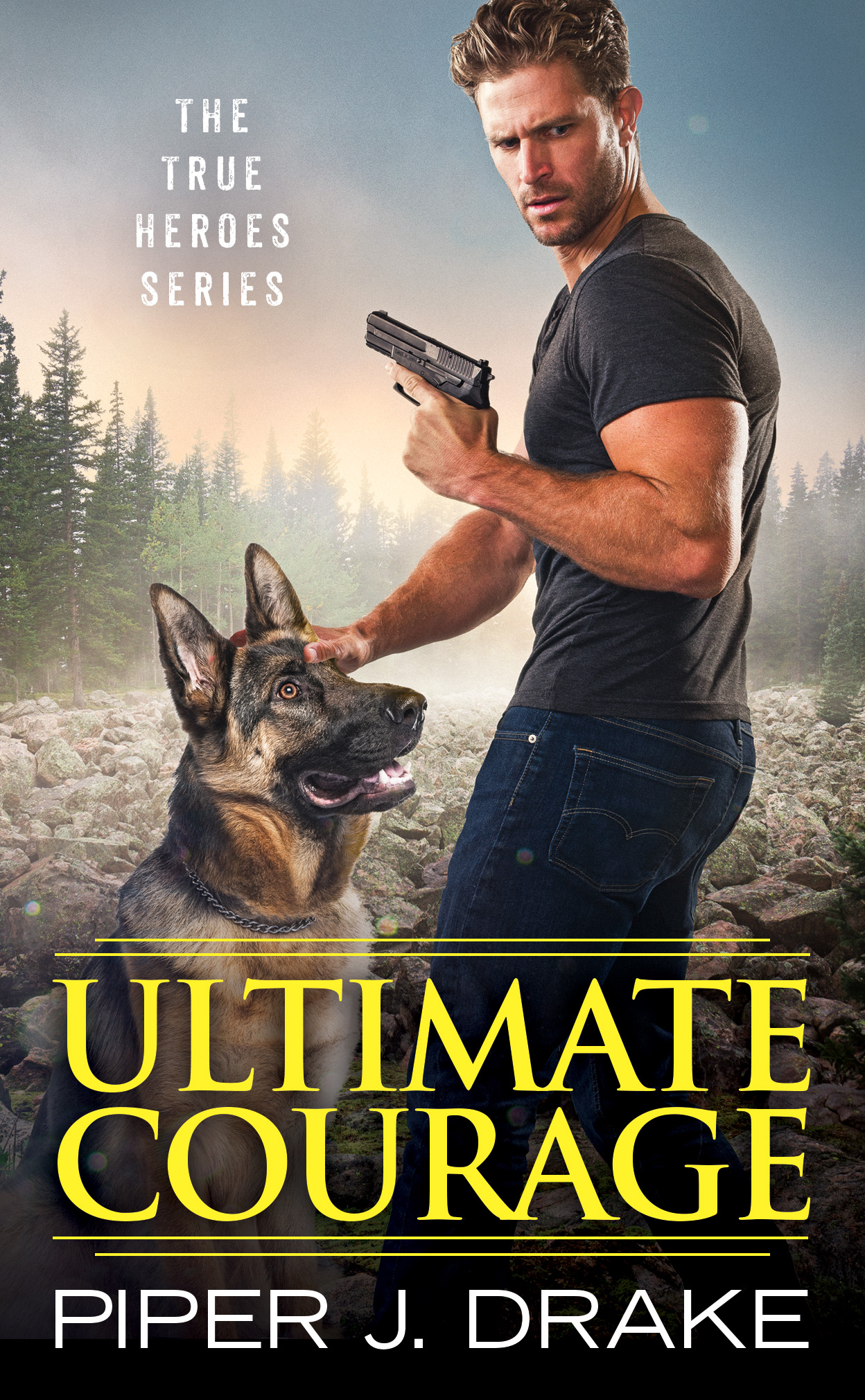 Blog Tour & Giveaway: Ultimate Courage by Piper Drake