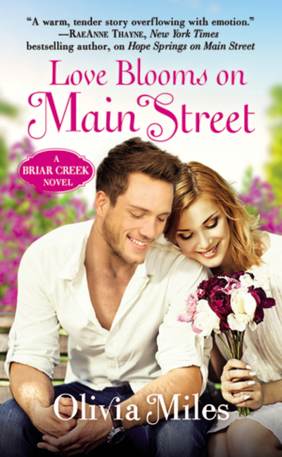 Blog Tour & Giveaway: Love Blooms on Main Street by Olivia Miles