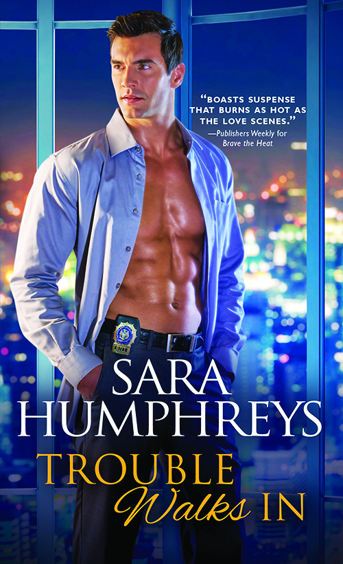 Blog Tour & Giveaway: Trouble Walks In by Sara Humphreys