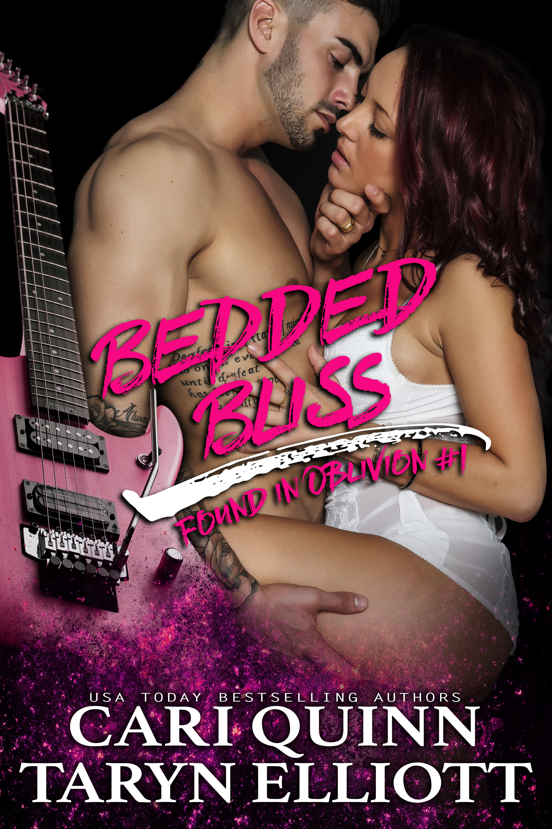 Release Blast and Giveaway: Bedded Bliss by Cari Quinn and Taryn Elliott