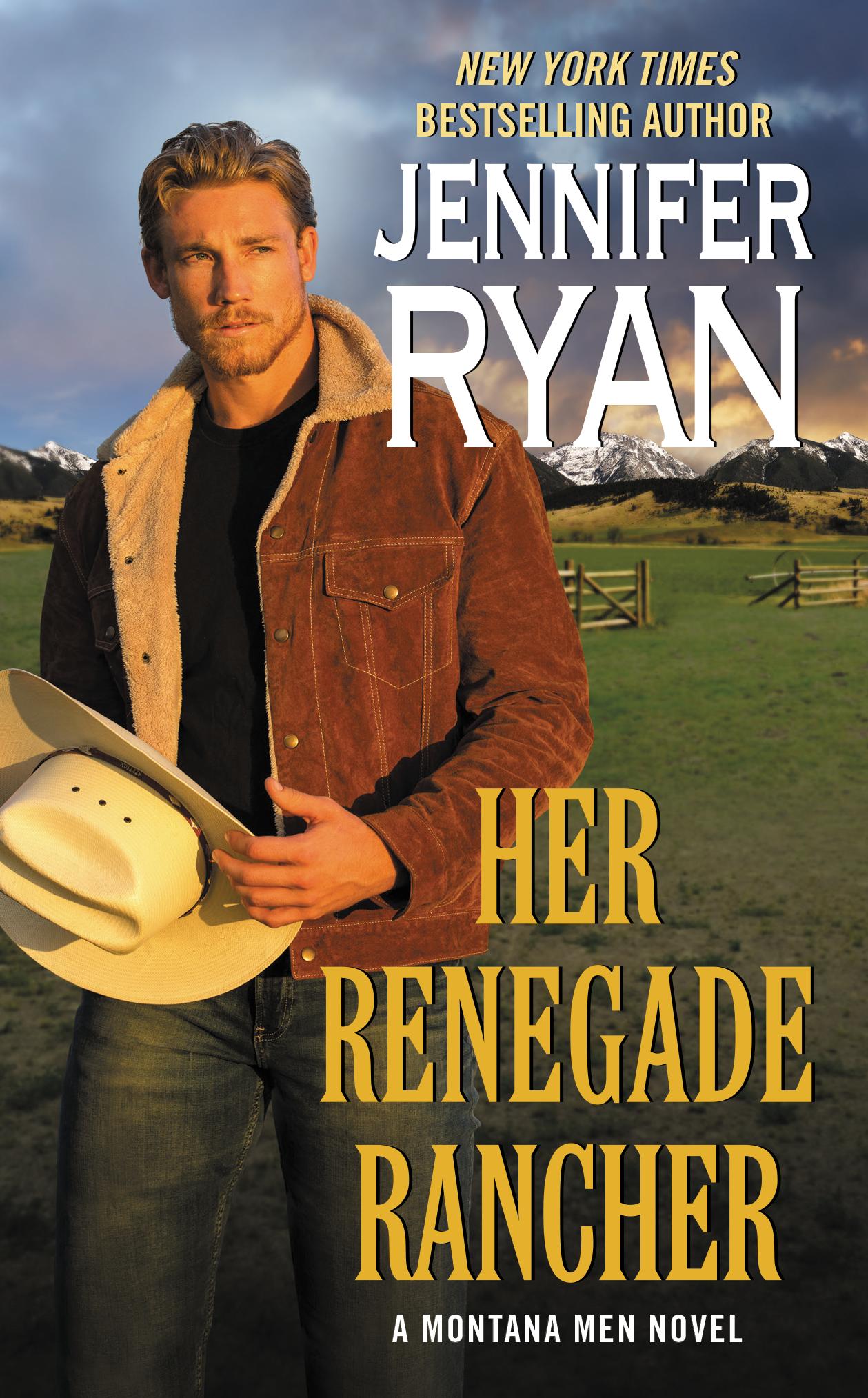 Release Blast & Giveaway: Her Renegade Rancher by Jennifer Ryan