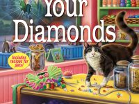 Blog Tour & Giveaway: Cat Got Your Diamonds by Julie Chase