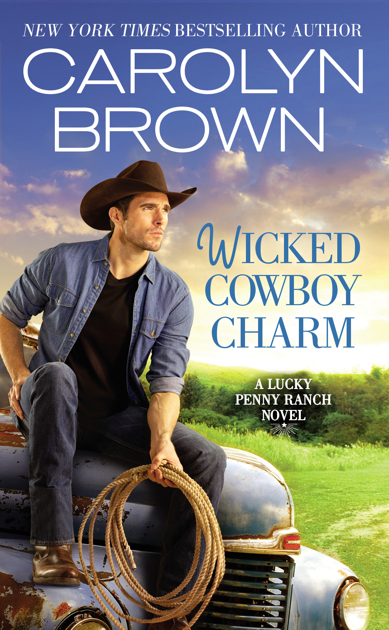 Excerpt Teaser Blitz & Giveaway: Wicked Cowboy Charm by Carolyn Brown