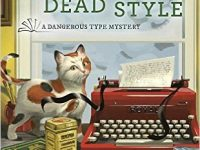 Blog Tour & Review: Bookman Dead Style by Paige Shelton