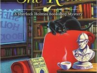 Blog Tour & Giveaway: Elementary She Read by Vicki Delany