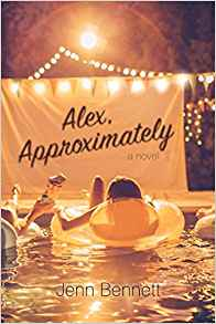 Book Spotlight & Review: Alex, Approximately by Jenn Bennett