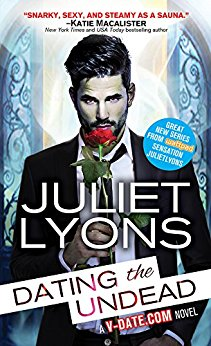 Book Spotlight & Giveaway: Dating the Undead by Juliet Lyons