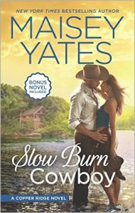 Blog Tour & Giveaway: Slow Burn Cowboy by Maisey Yates