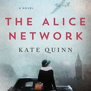 Blog Tour & Spotlight: The Alice Network by Kate Quinn