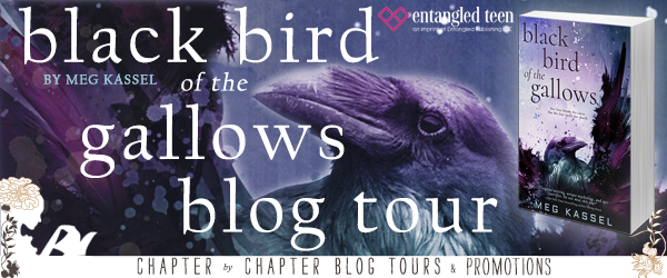 Blog Tour & Giveaway: Black Bird of the Gallows by Meg Kassel