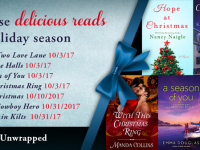 Blog Tour & Spotlight: SMP Holiday Blitz