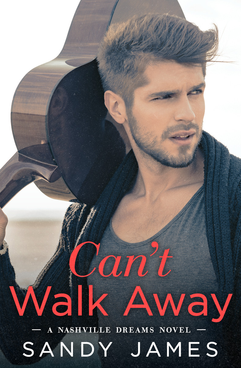Release Day Blitz & Giveaway: Can't Walk Away by Sandy James