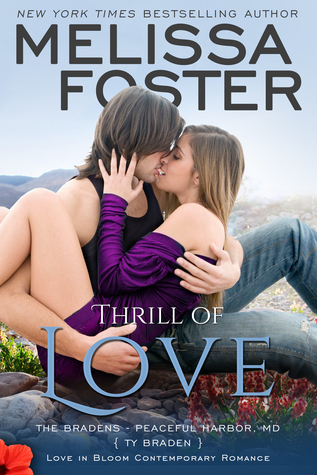 Blog Tour & Giveaway: Thrill of Love by Melissa Foster