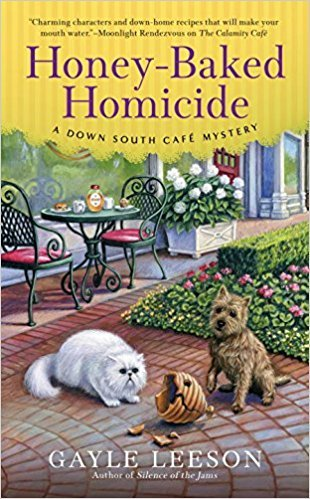 Blog Tour & Review: Honey-Baked Homicide by Gayle Leeson