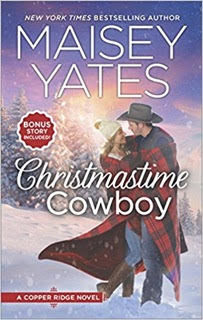 Blog Tour & Review: Christmastime Cowboy by Maisey Yates