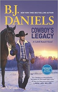 Blog Tour & Review: Cowboy's Legacy by B.J. Daniels