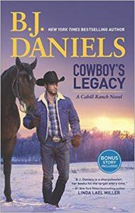 Blog Tour & Review: Cowboy's Legacy by B.J. Daniels