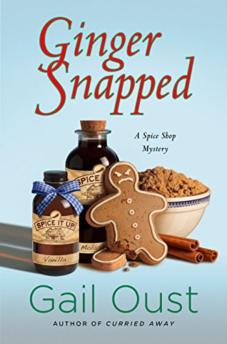 Blog Tour & Giveaway: Ginger Snapped by Gail Oust