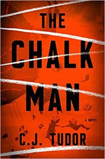 Blog Tour & Review: The Chalk Man by C.J. Tudor