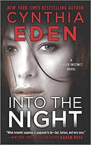 Blog Tour & Review: Into The Night by Cynthia Eden
