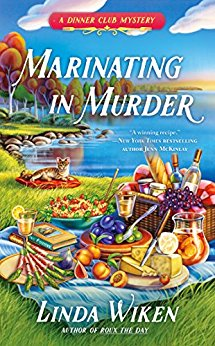 Blog Tour & Review: Marinating in Murder by Linda Wiken