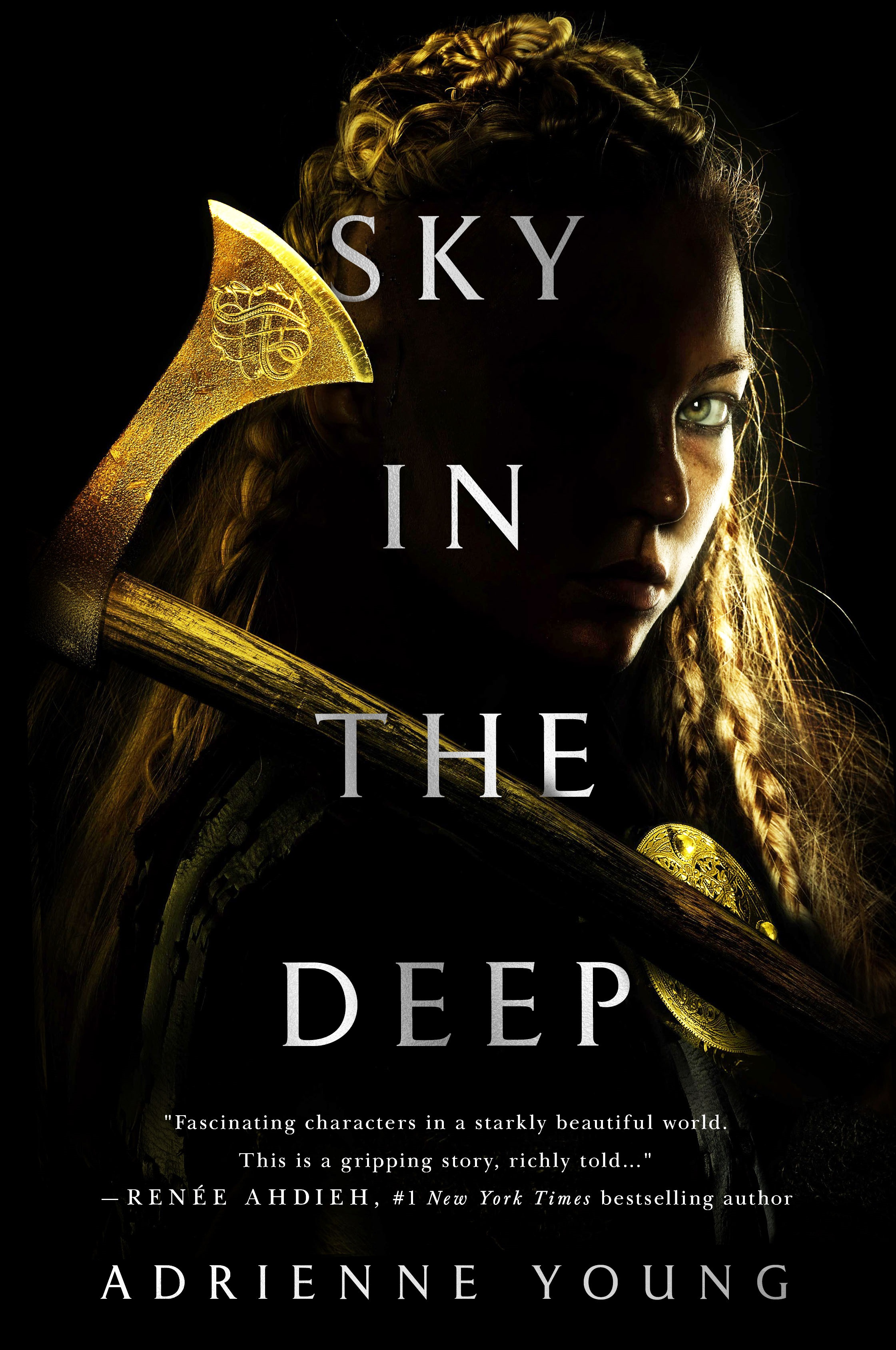 Blog Tour & Review: Sky in the Deep by Adrienne Young