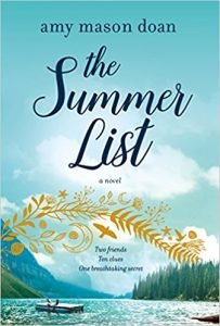 Blog Tour & Review: The Summer List by Amy Mason Doan