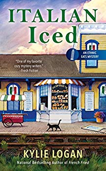 Blog Tour & Review: Italian Iced by Kylie Logan