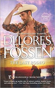 Blog Tour & Review: The Last Rodeo by Delores Fossen