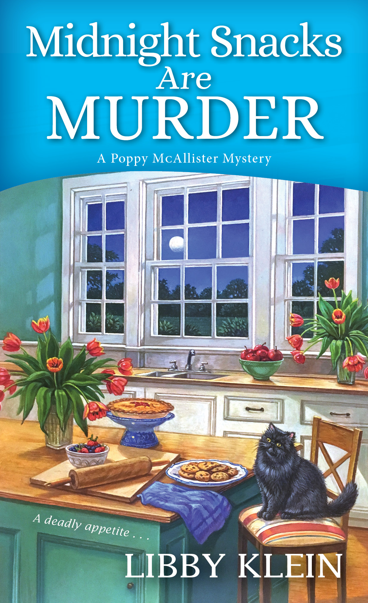 Blog Tour & Giveaway: Midnight Snacks are Murder by Libby Klein