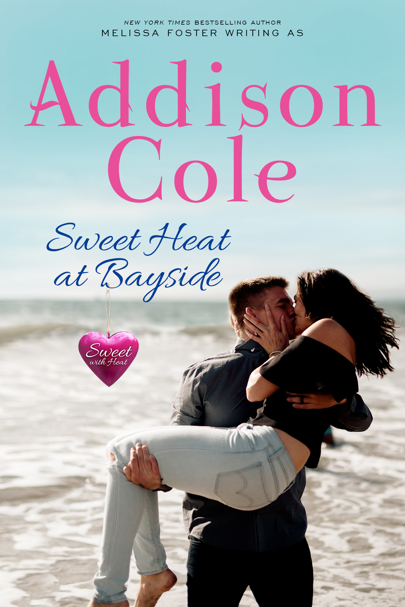 Blog Tour & Review: Sweet Heat at Bayside by Addison Cole