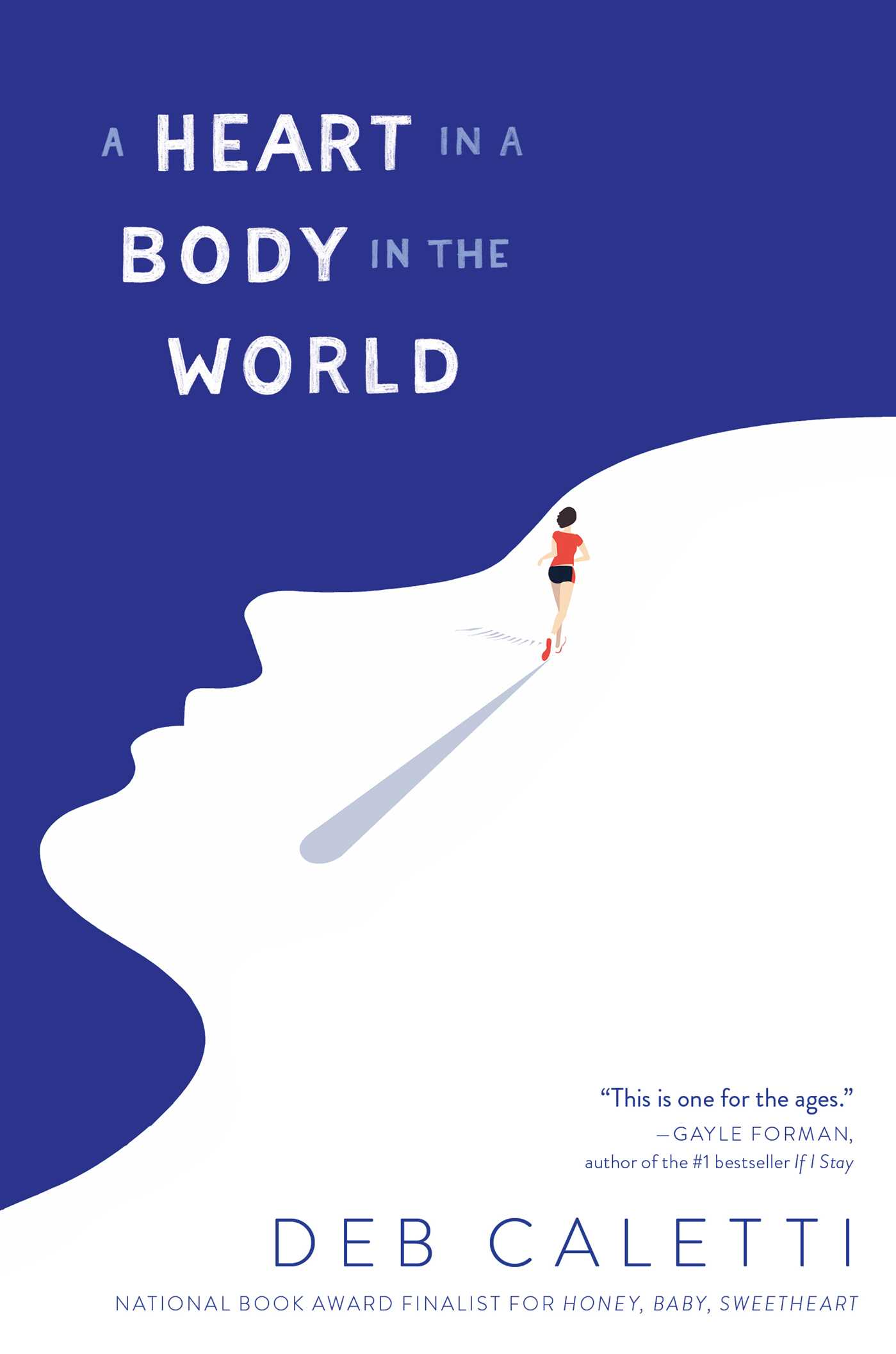 Blog Tour & Giveaway: A Heart in a Body in the World by Deb Caletti
