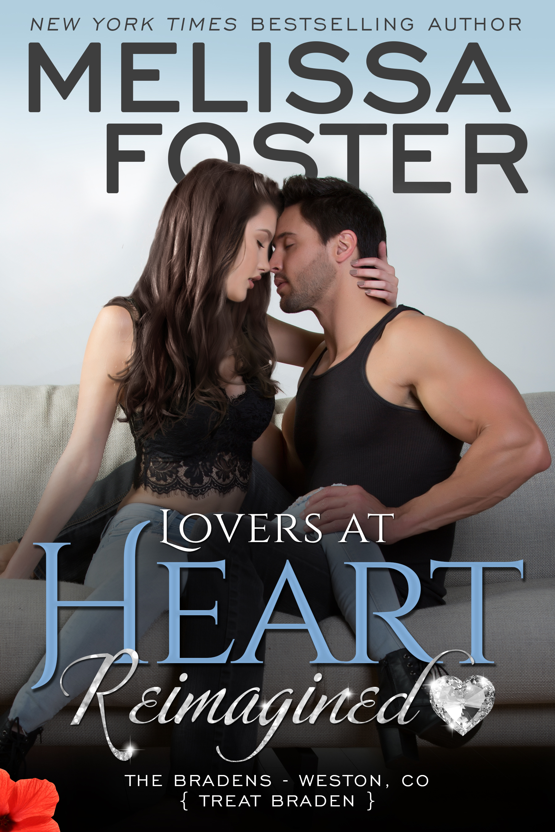 Blog Tour & Giveaway: Lovers at Heart, Reimagined by Melissa Foster