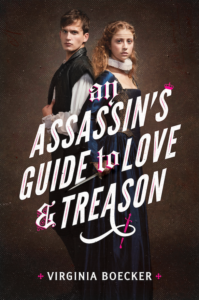 Blog Tour & Giveaway: An Assassin's Guide to Love and Treason